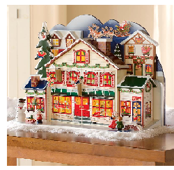 Advent Cabin Makes The Countdown To Christmas Fun For Everyone Twenty